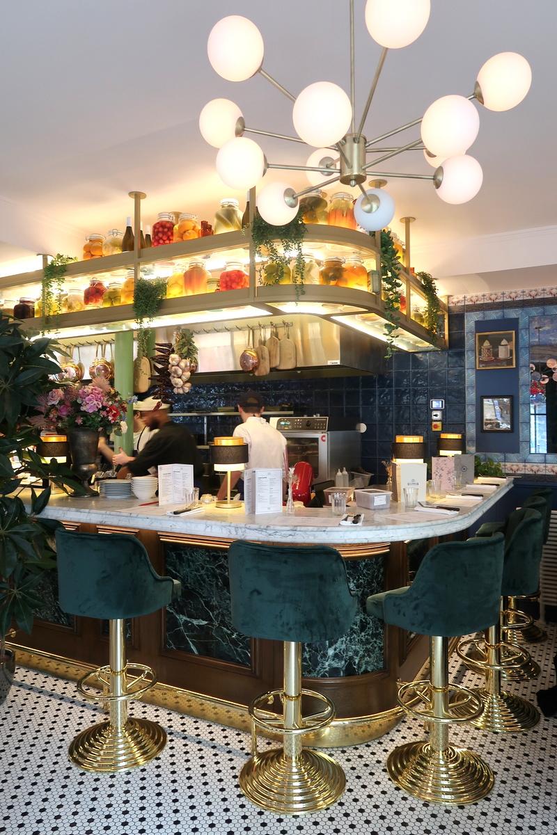 Brasserie Bellanger - Victor et Charly - Bonne adresse à Paris
