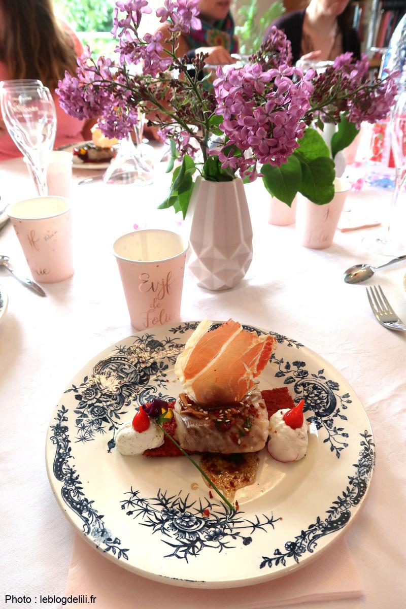 EVJF Troyes - Un ange en cuisine - Photo : le blog de Lili