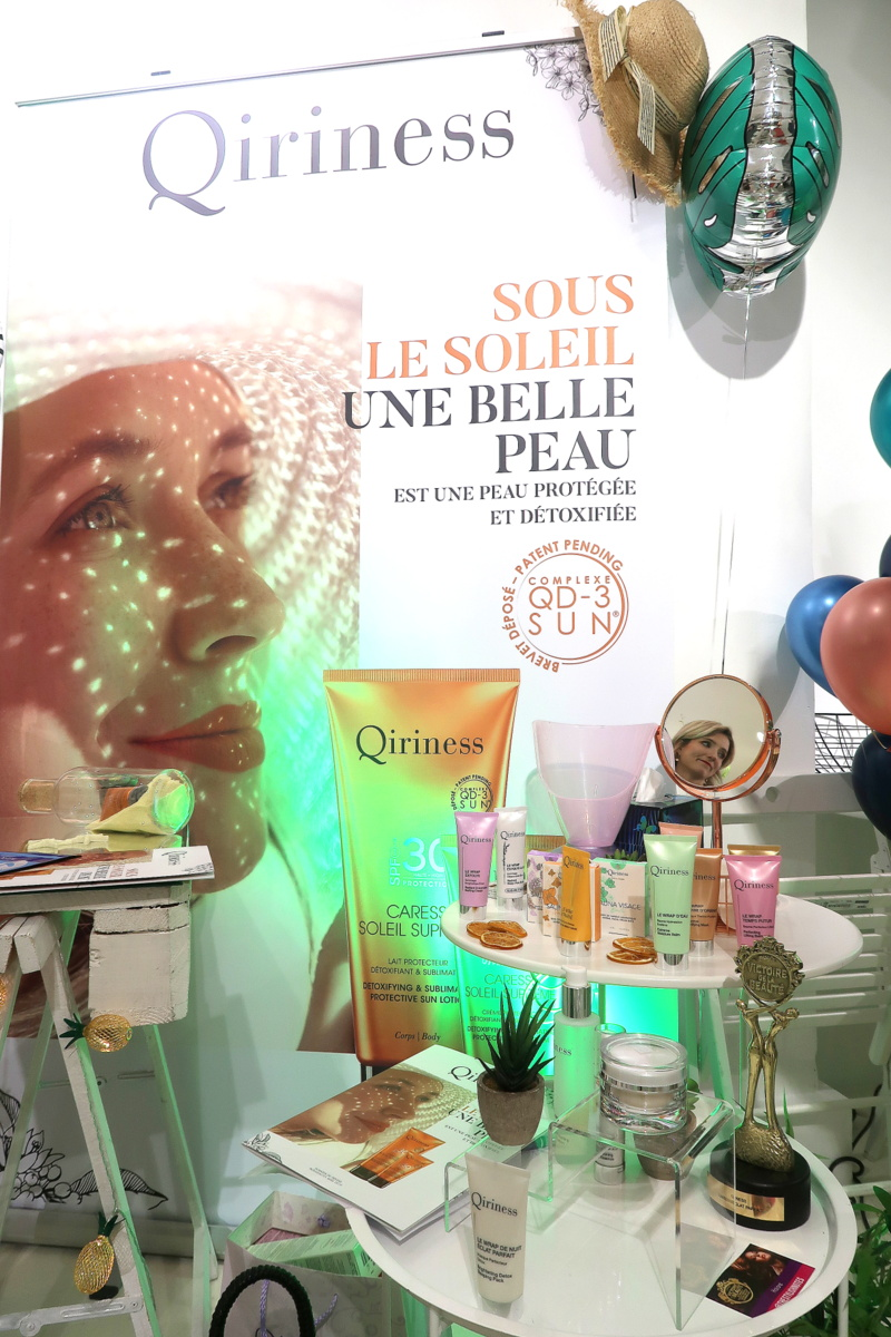 Victoires de la beauté 2019 - Atelier jungle party