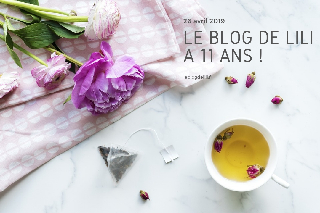 Le blog de Lili a 11 ans - Photo : Pixabay