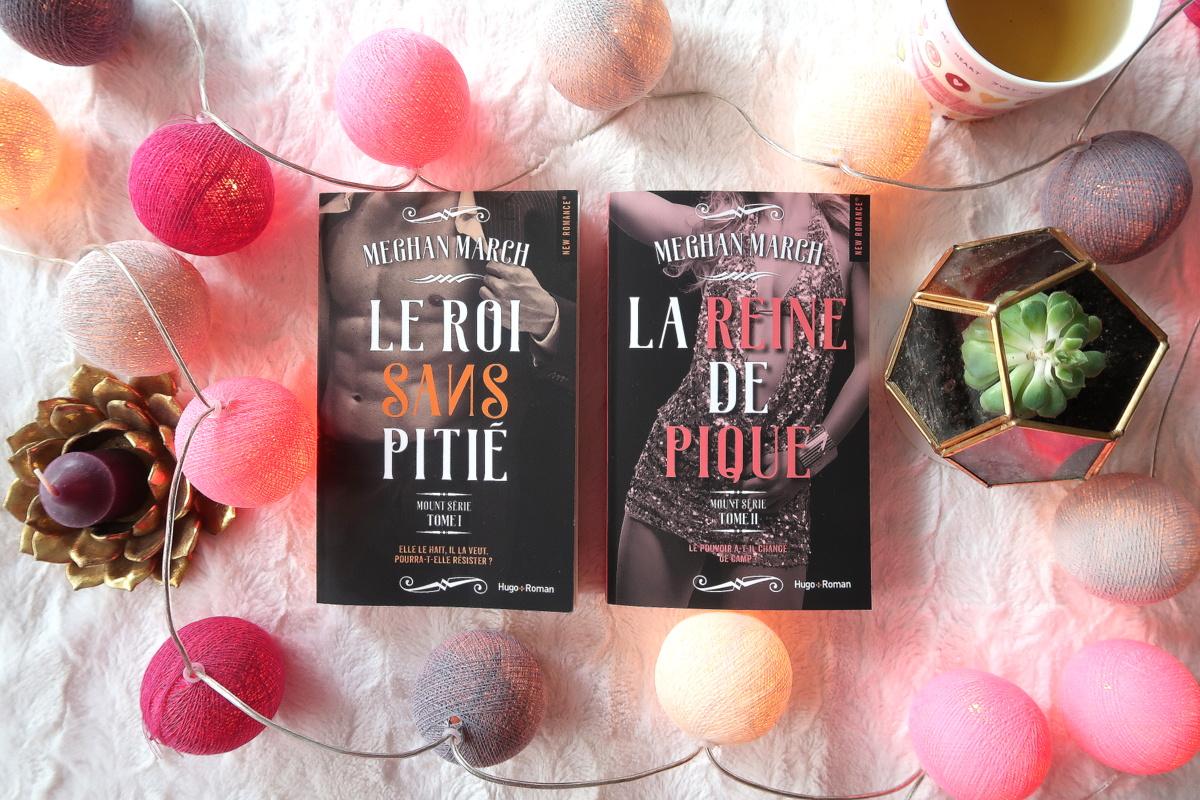 La reine de pique - Hugo new romance