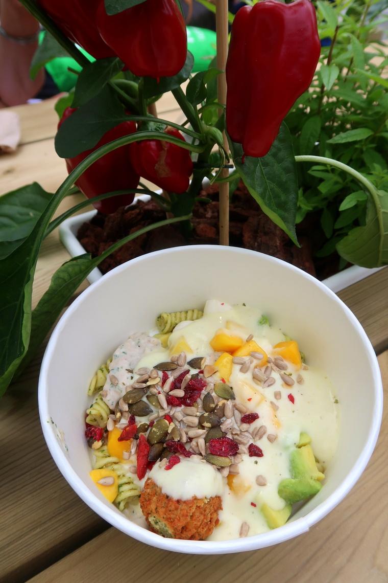 Les salades Picadeli