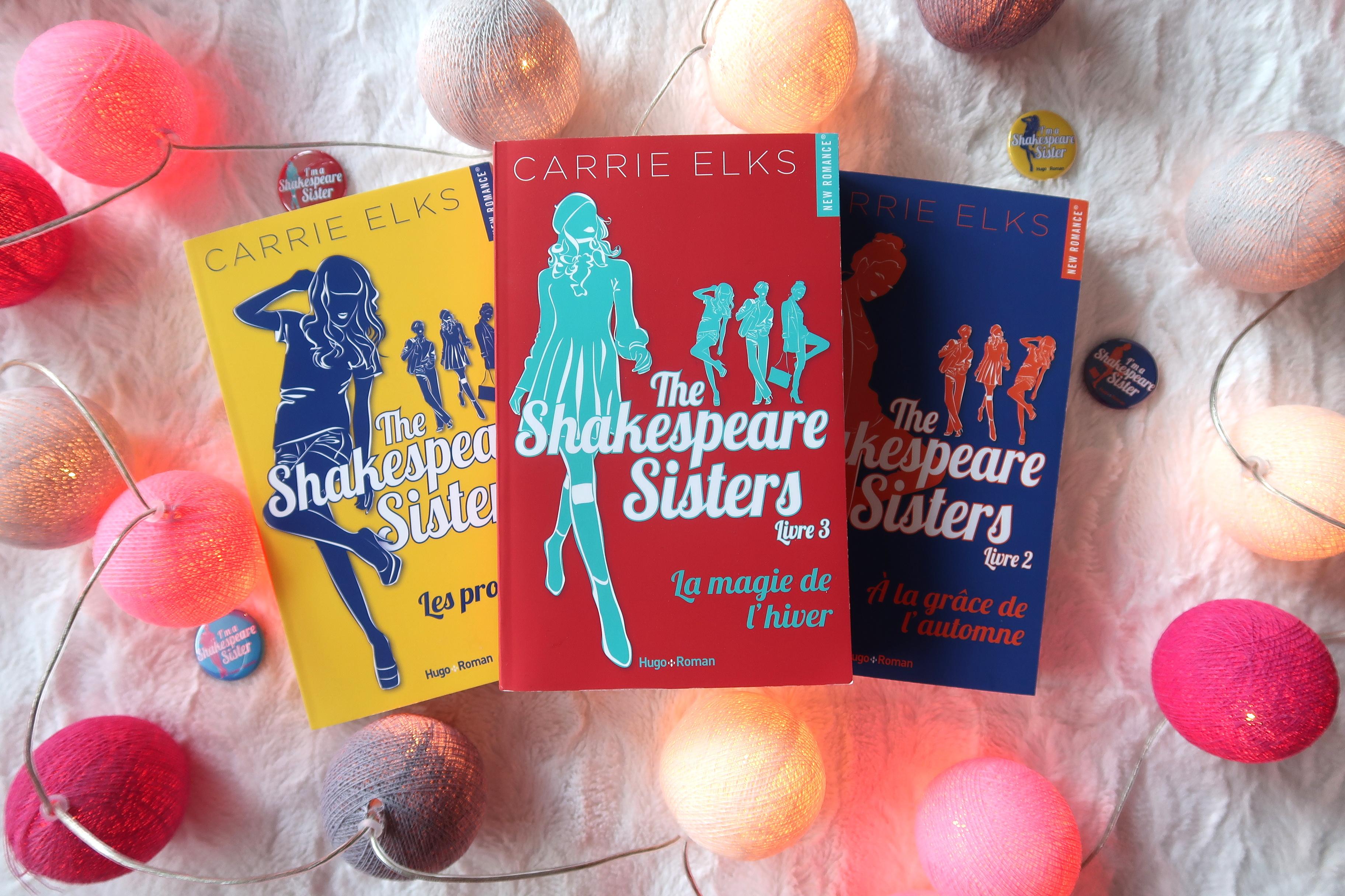 The Shakespeare sisters - La magie de l'hiver