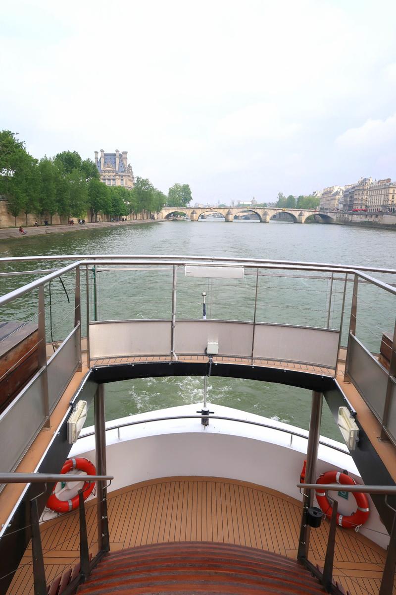 Croisière Paris des Impressionnistes des Vedettes de Paris