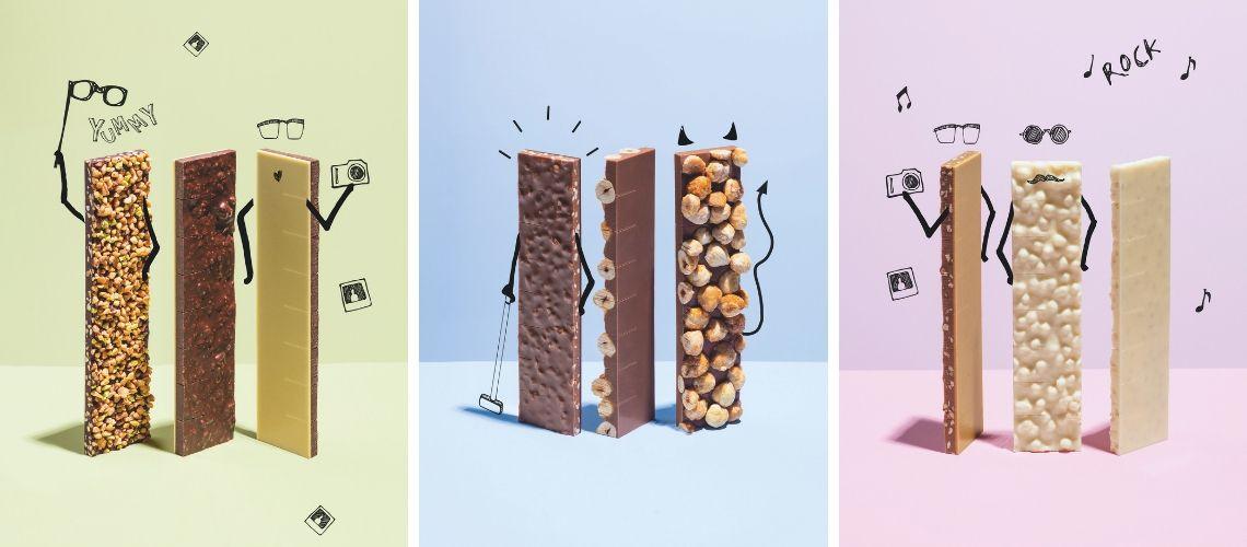 La Maison du chocolat - Tablettes démentes