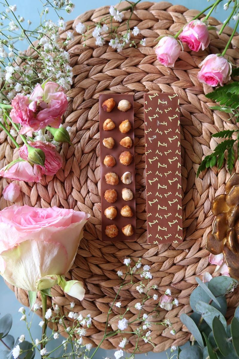 Maison du chocolat - Tablettes démentes - Ateliers pour les blogueurs