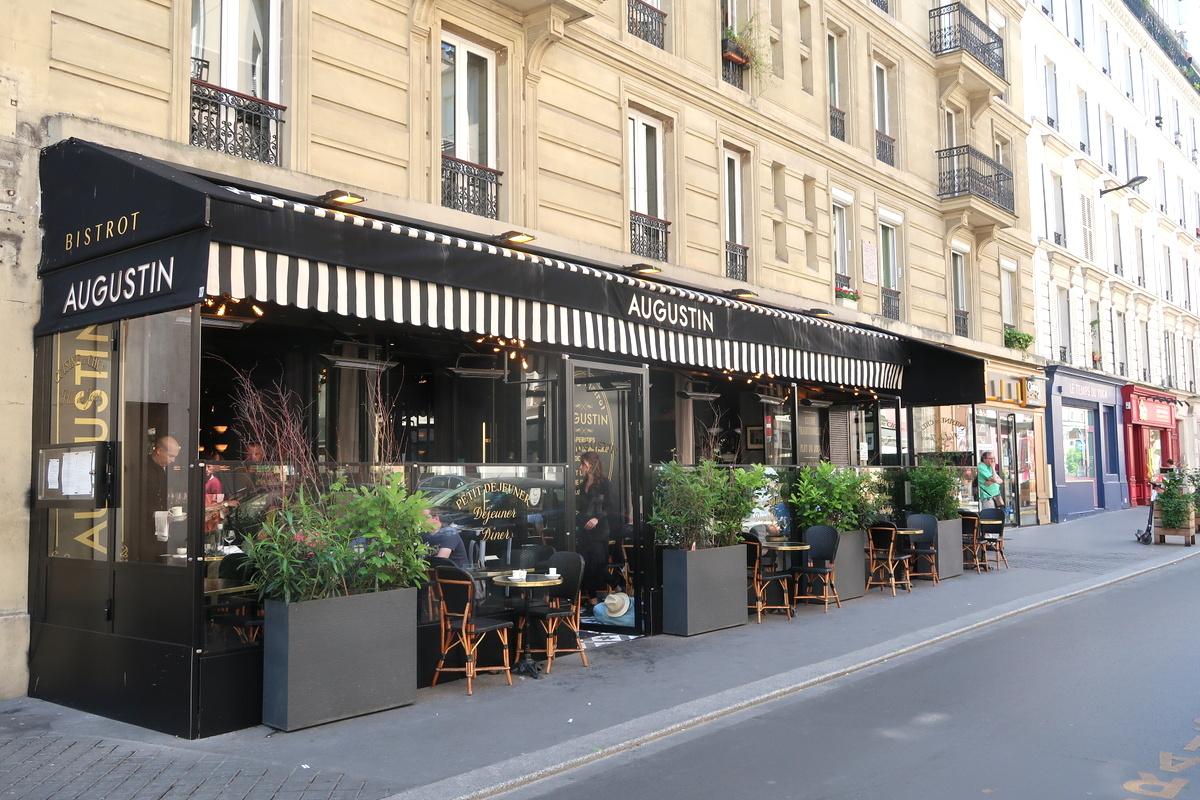 Bistrot Augustin, Paris XIVe