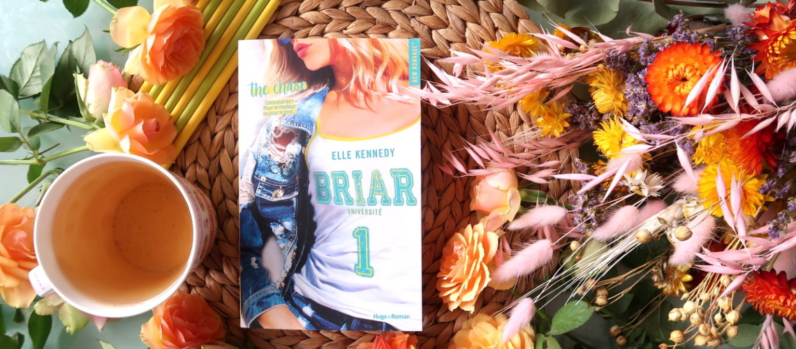 Briar Université, tome 1 : The chase - Elle Kennedy
