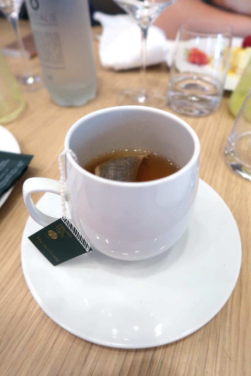 Déjeuner au Babette concept store - Hôtel Hilton Garden Inn Bordeaux Centre