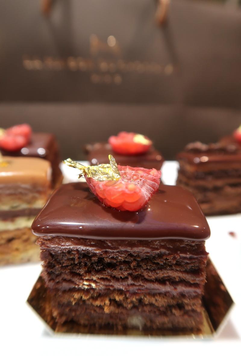 Maison du chocolat - Mini-entremets