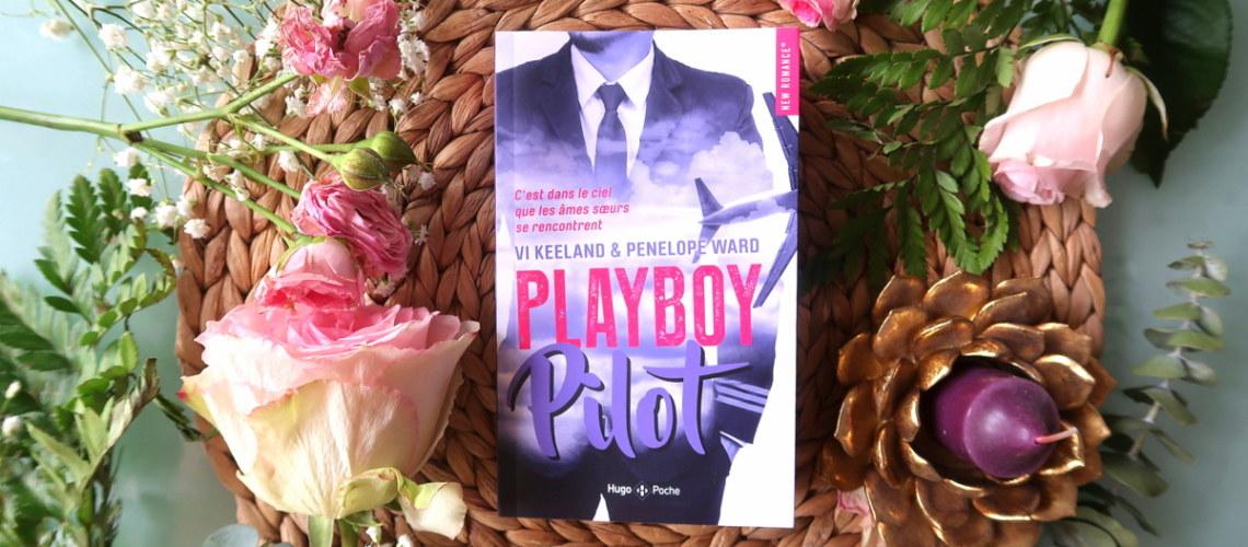 Playboy Pilot - Vi Keeland et Penelope Ward