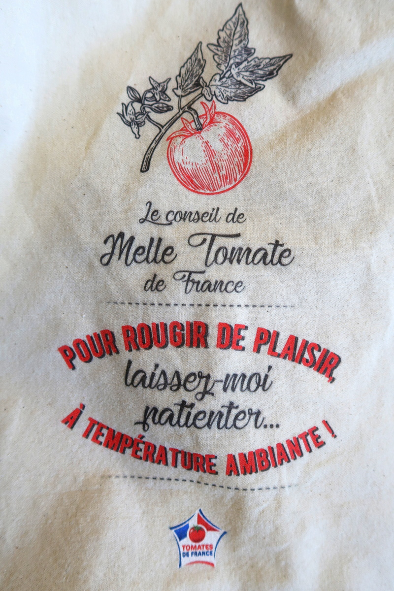Tomates de France - La Guinguette d'Angèle