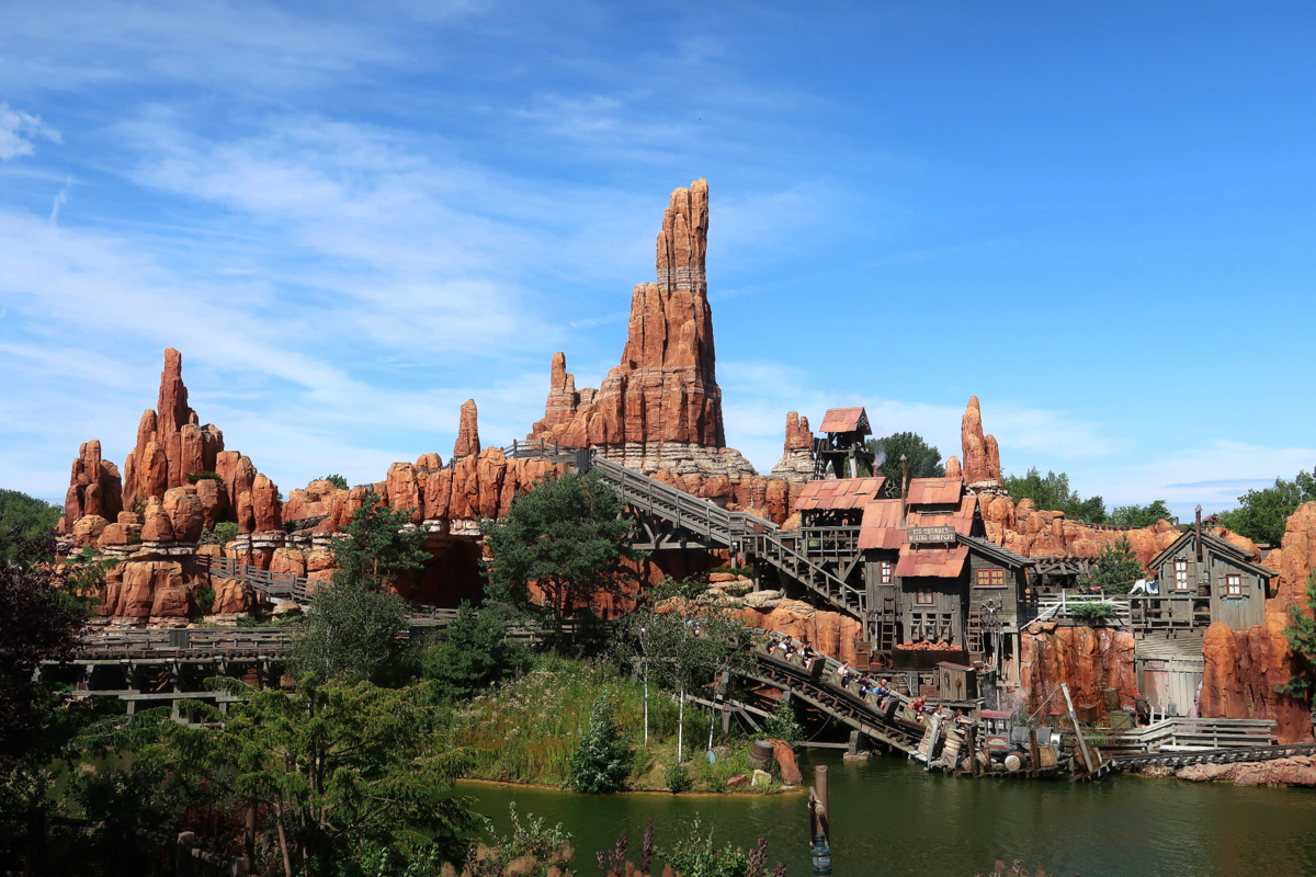 Disneyland Paris - Une journée au parc à l'été 2019