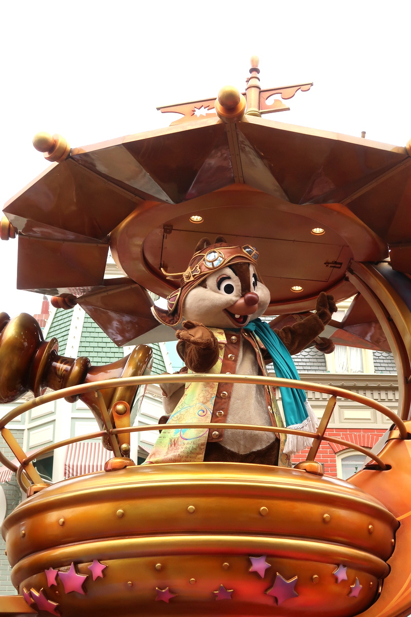 Disneyland Paris - Parade 2019