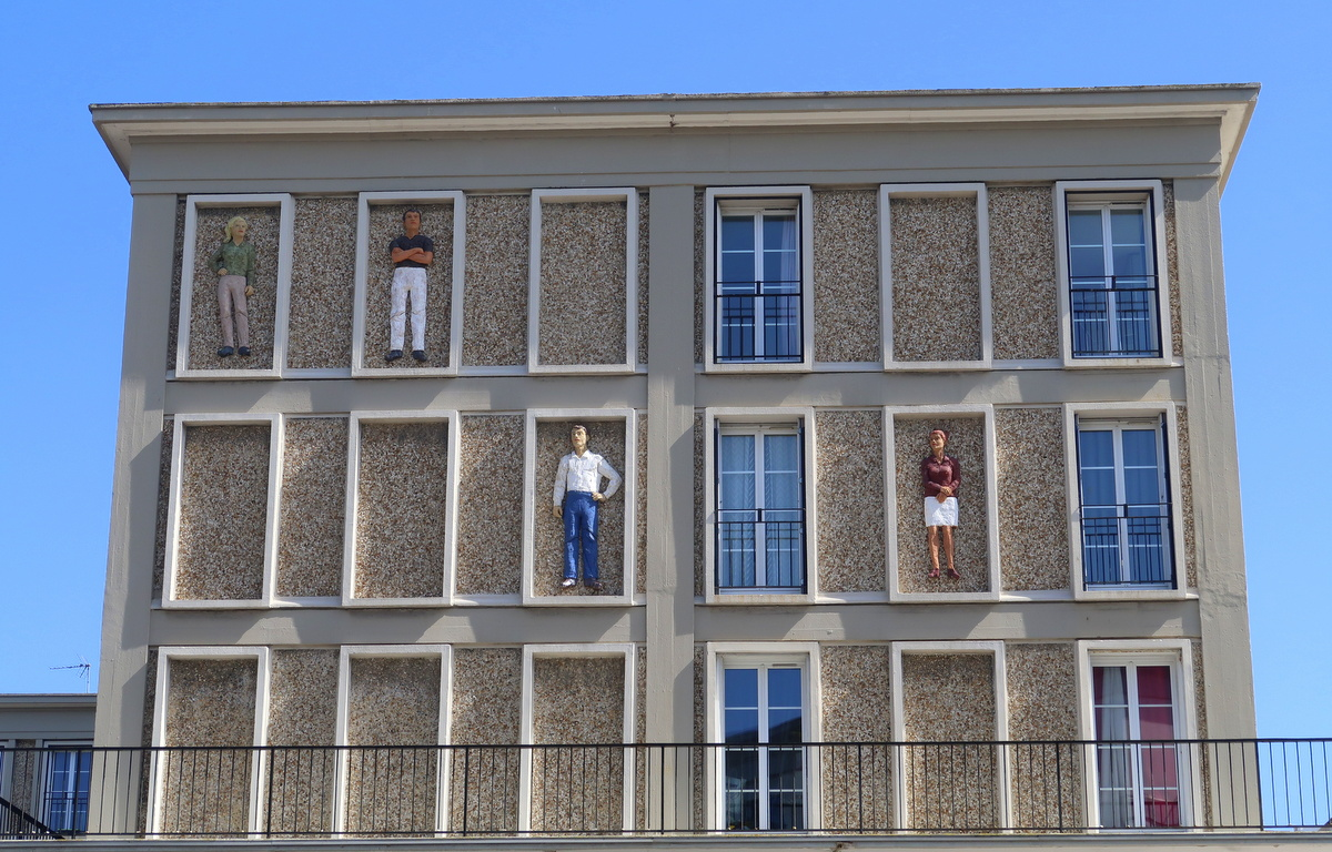 Le Havre - Stephan Balkenhol