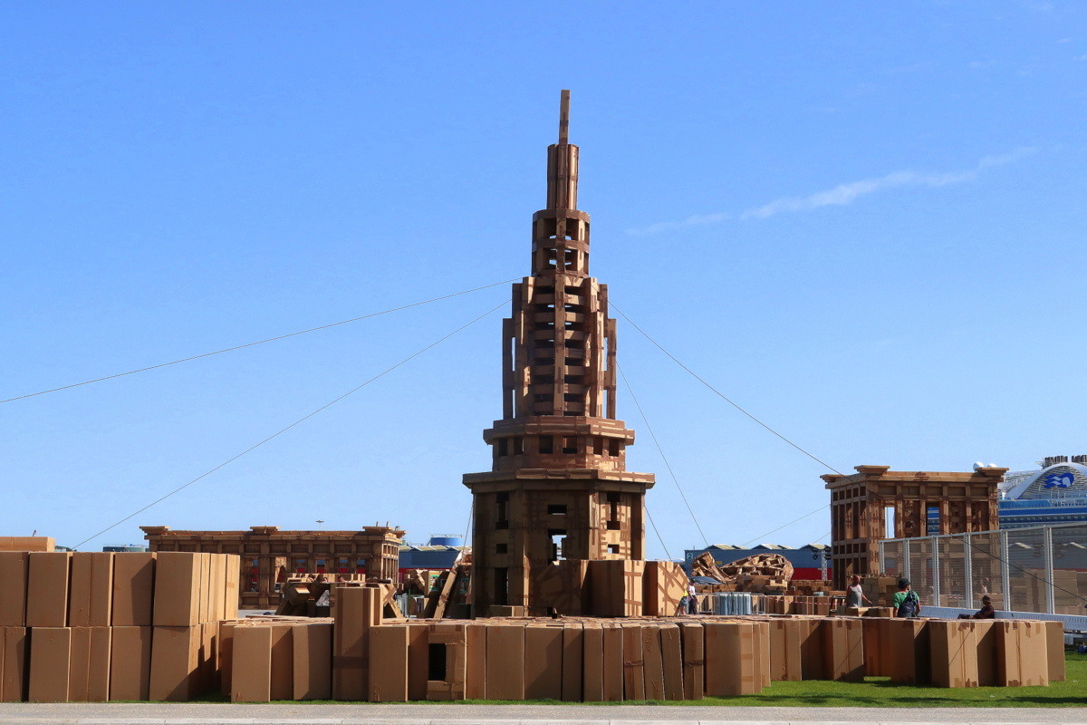 Le Havre - Cités oubliées