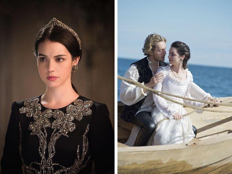 Reign Marie et François