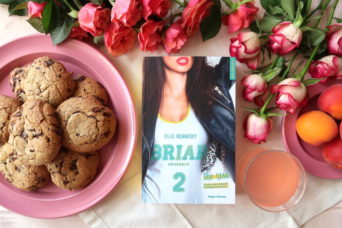Briar Université, tome 2 : The risk - Elle Kennedy