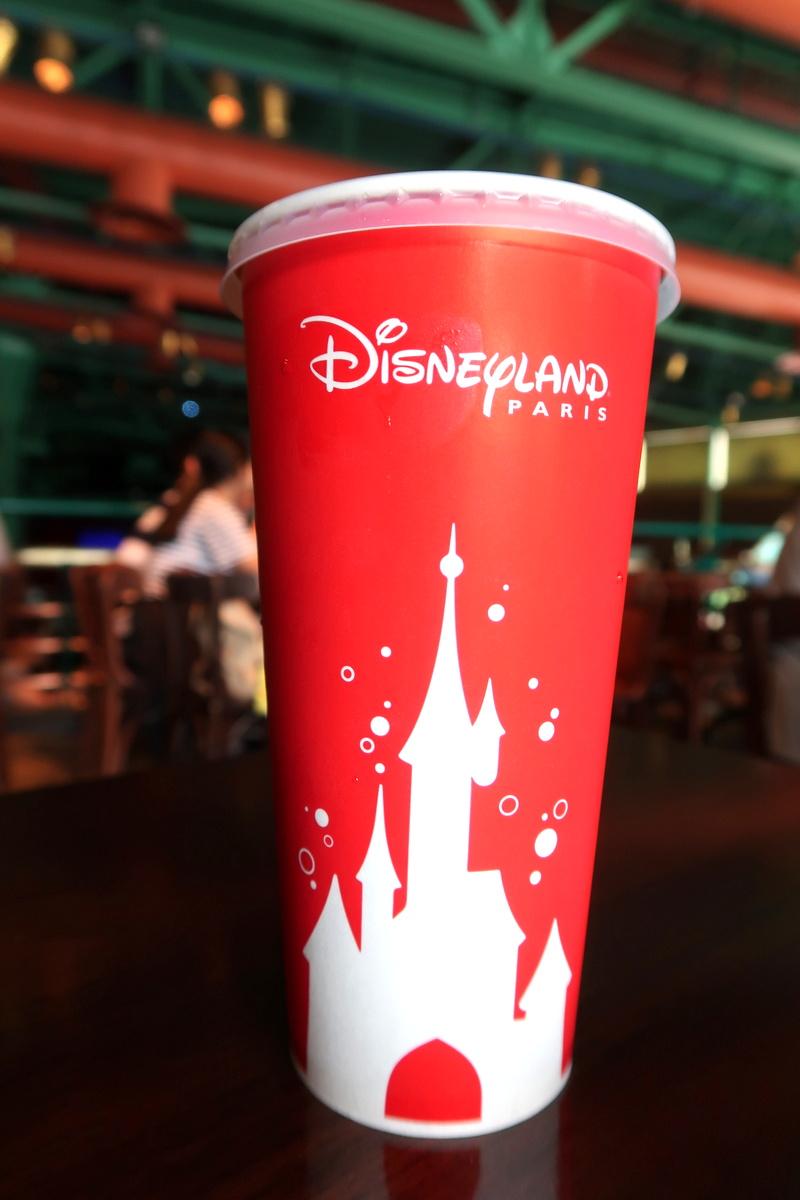 Disneyland Paris - Repas