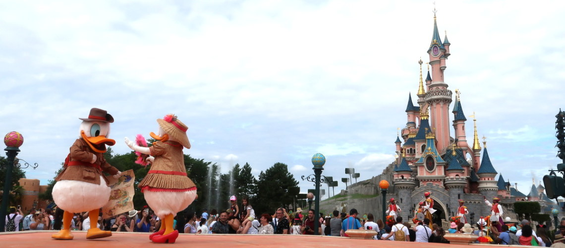 Disneyland Paris - Le rythme de la jungle