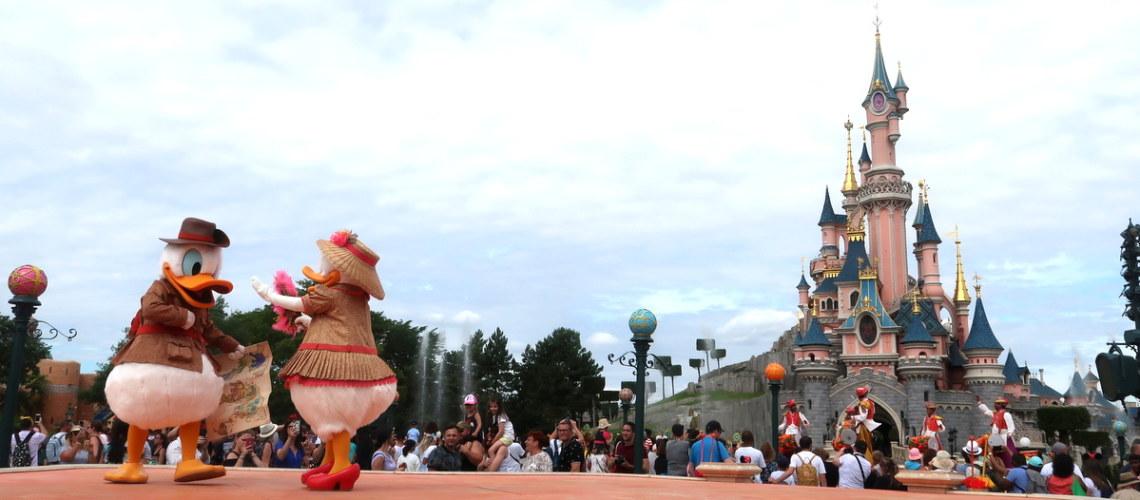 Disneyland Paris - Le rythme de la jungle