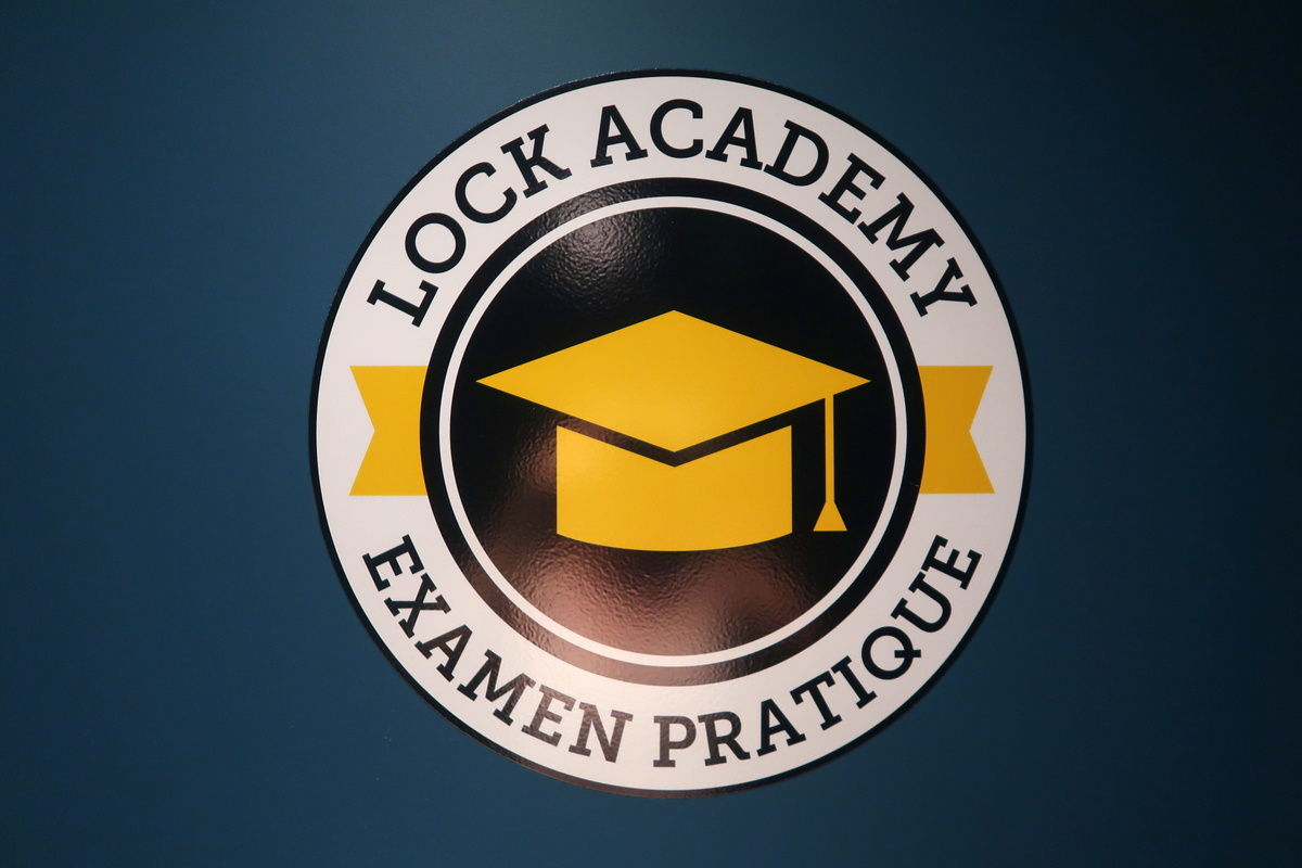 L'Examen - Escape game à la Lock Academy