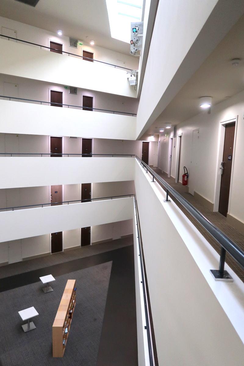 Le Havre, hôtel Mercure