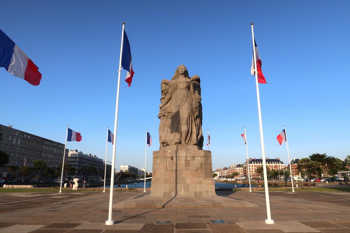 Le monument aux morts du Havre