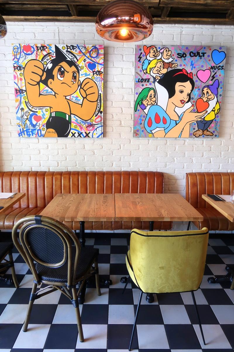 Le Havre, restaurant - Monsieur Auguste