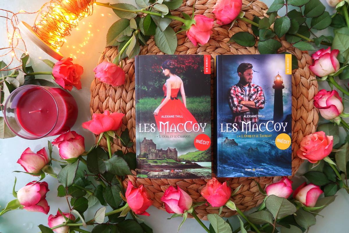 Les MacCoy - L'Ours et le taureau - tome 2 - Alexiane Thill