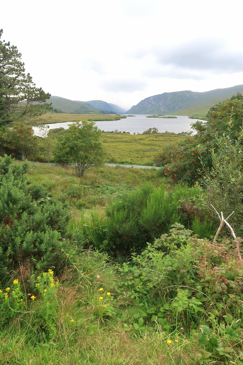 Glenveagh Castle and National Park, Donegal, Irlande