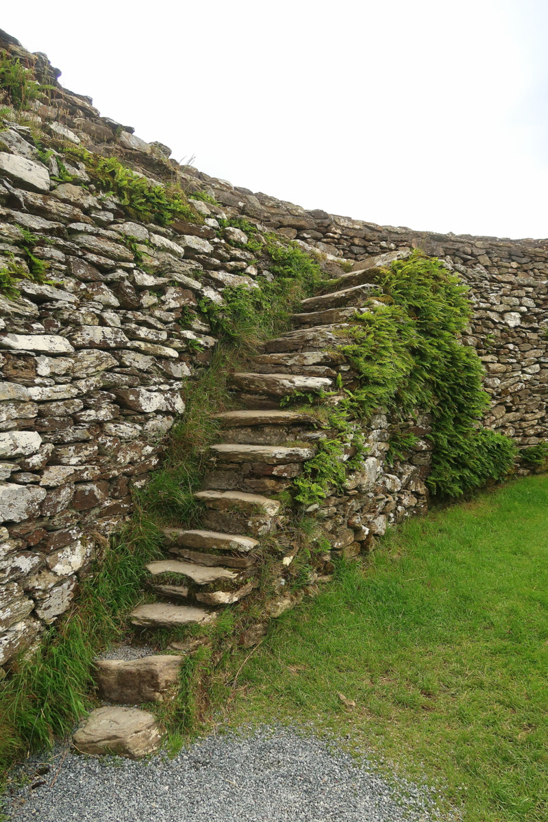 Irlande - Grianan d'Aileach