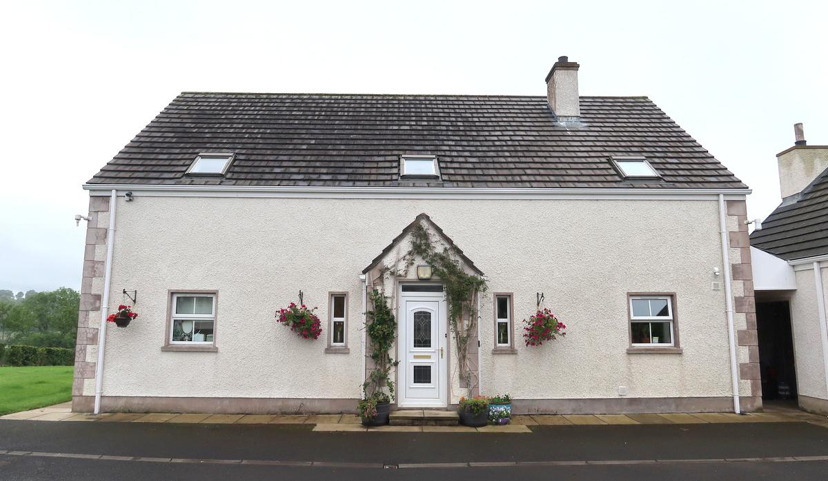 Laraghson House, Enniskillen