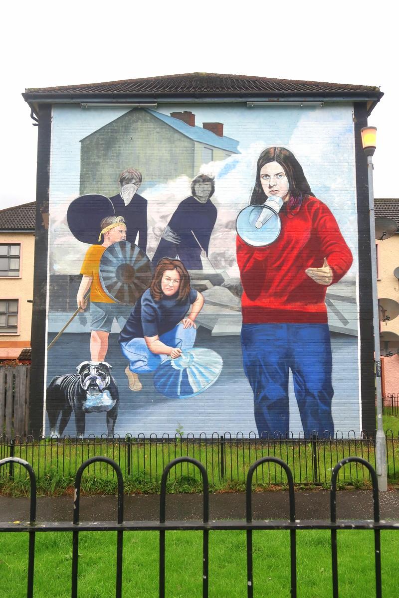 Londonderry, Irlande du Nord