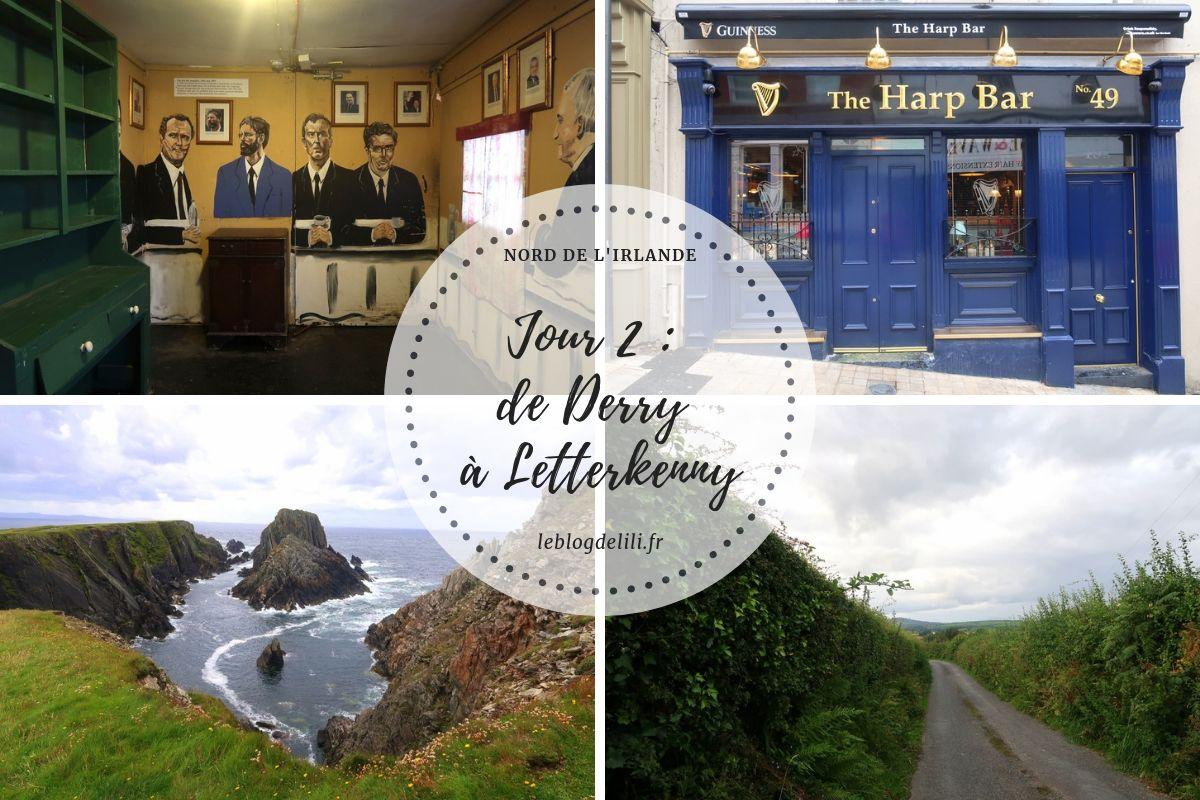 Nord de l'Irlande - Jour 2