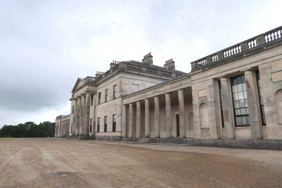 Castle Coole, Enniskillen, Irlande du Nord