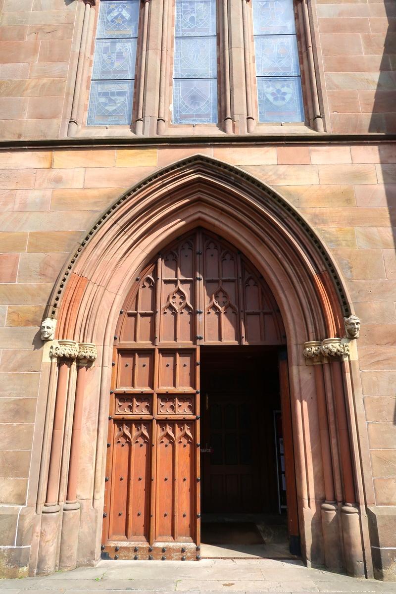 Cathédrale anglicane Saint-Patrick d'Armagh