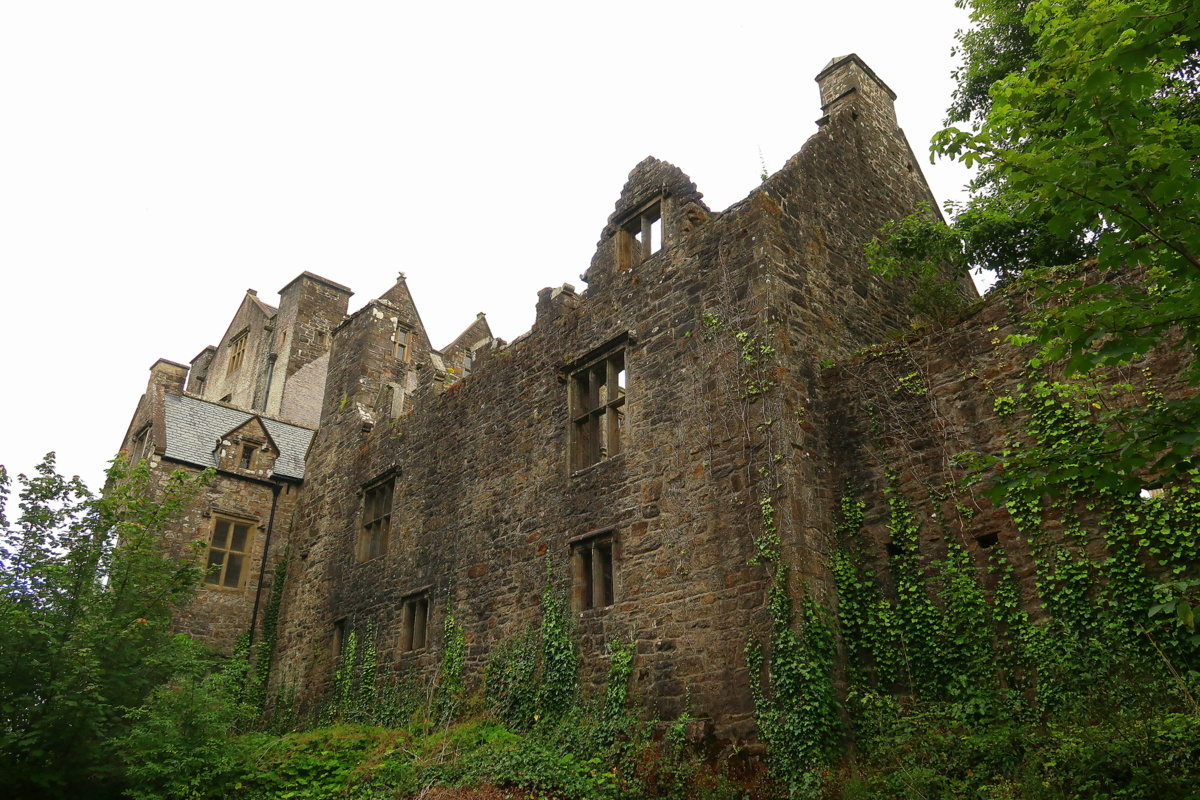 Donegal Castle, Irlande