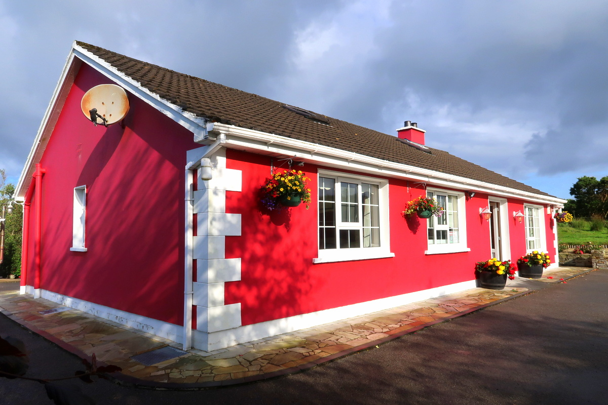 Avalon House B&B, Glenties, Ireland