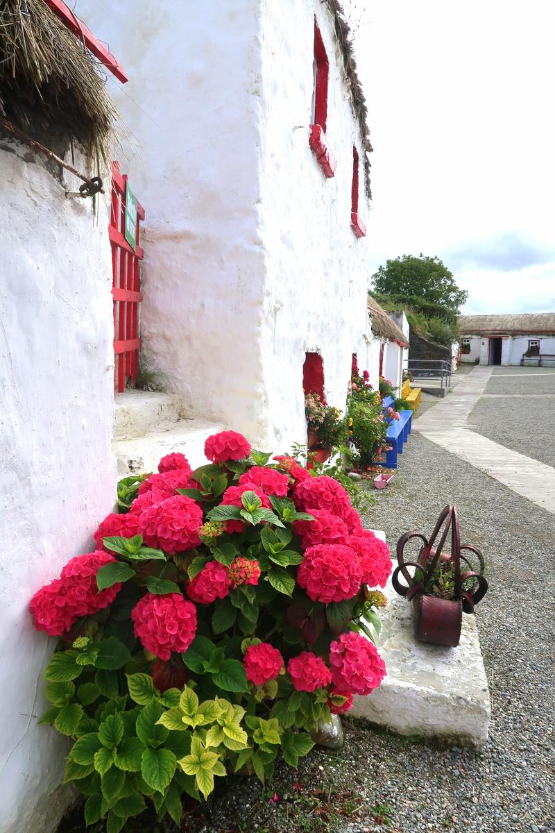 Irlande - Doagh Famine village