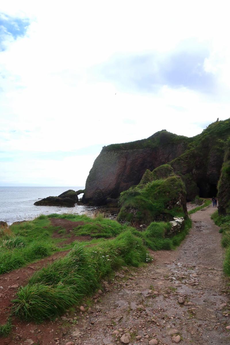 Irlande du Nord - Cushendun Caves