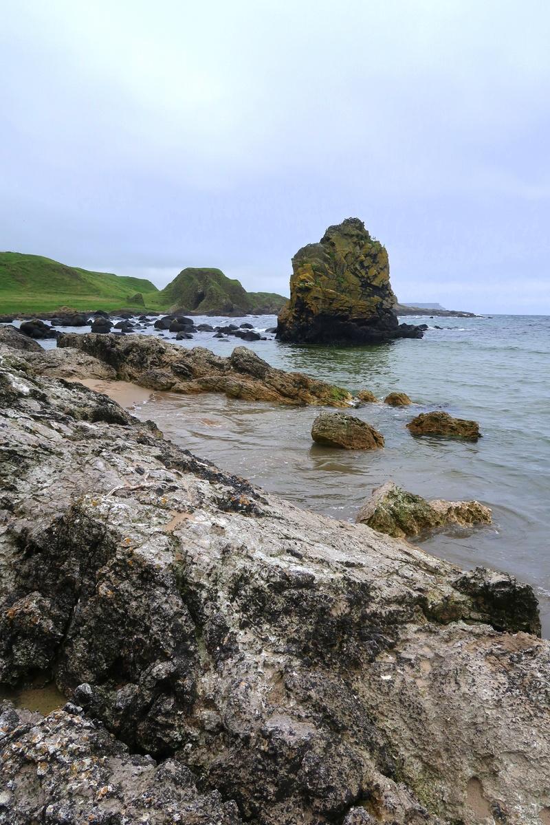 Irlande du Nord - Ballinton Beach