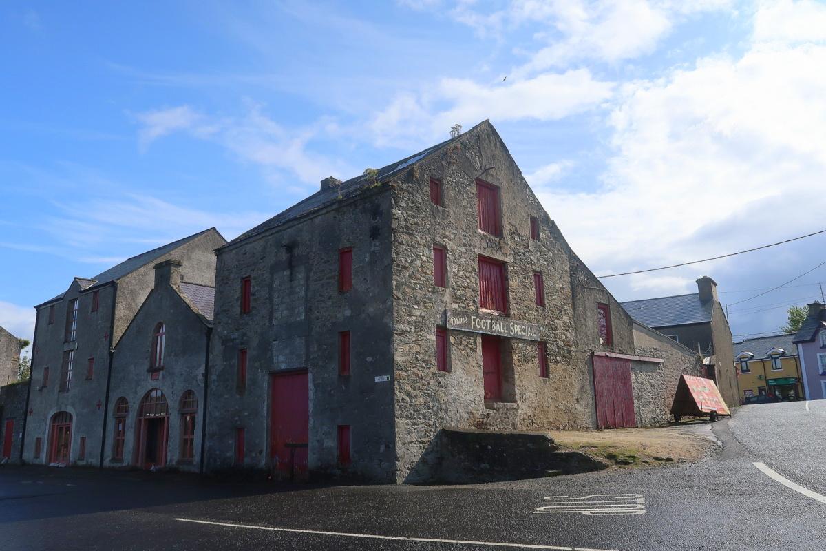 Ramelton, Donegal, Irlande
