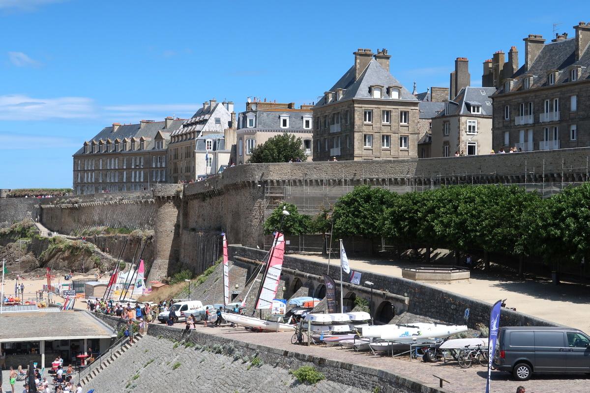 Saint-Malo, Bretagne - 2019