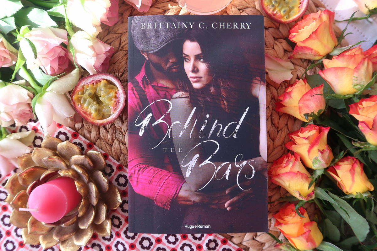 Behind the bars - Brittainy C. Cherry