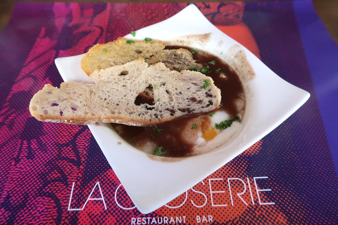 Restaurant La Closerie, Dijon