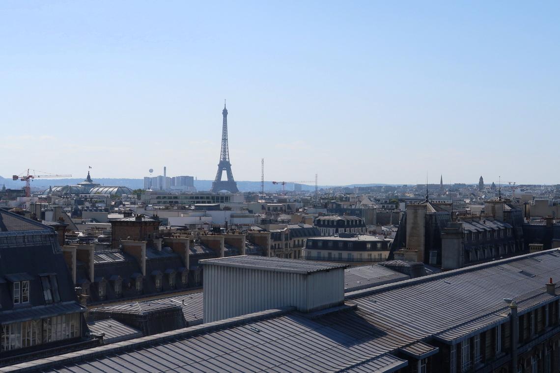 Gare Saint-Lazare - Visite journées du patrimoine