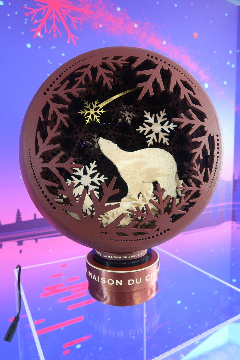 Maison du chocolat - Noël 2019