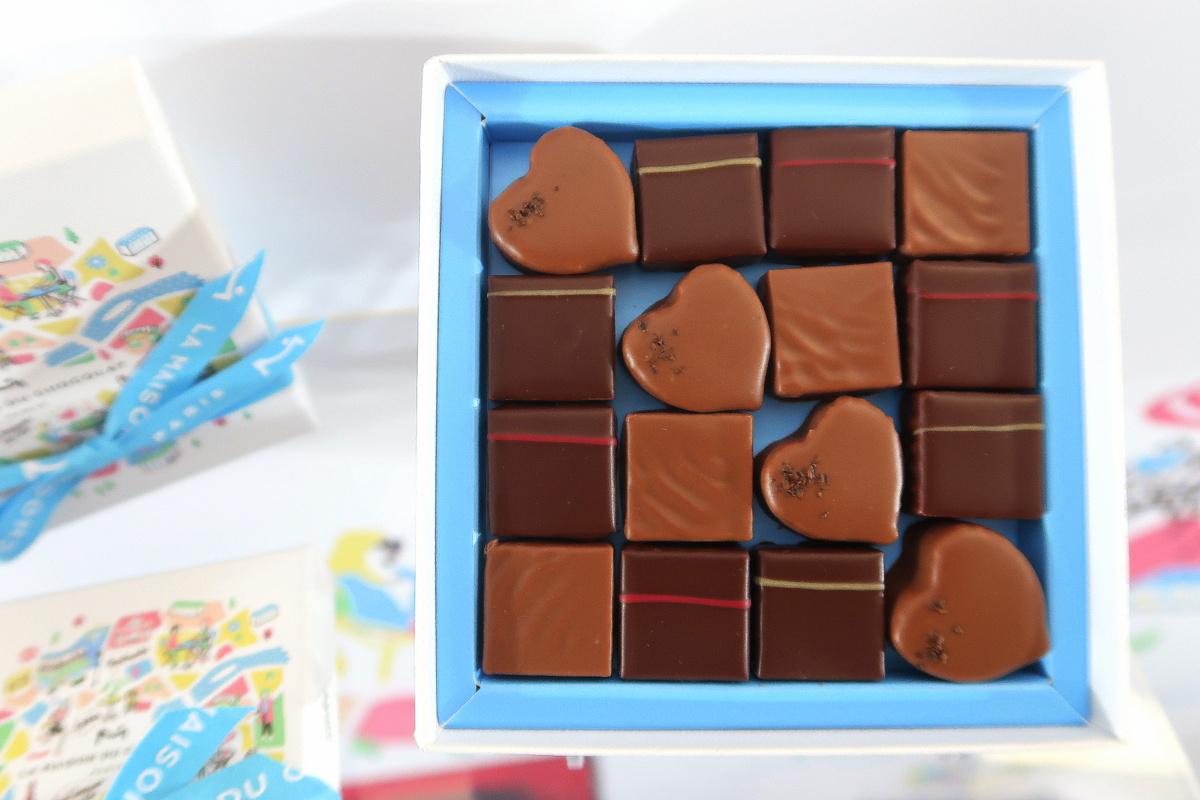 Maison du chocolat - Saint-Valentin 2020
