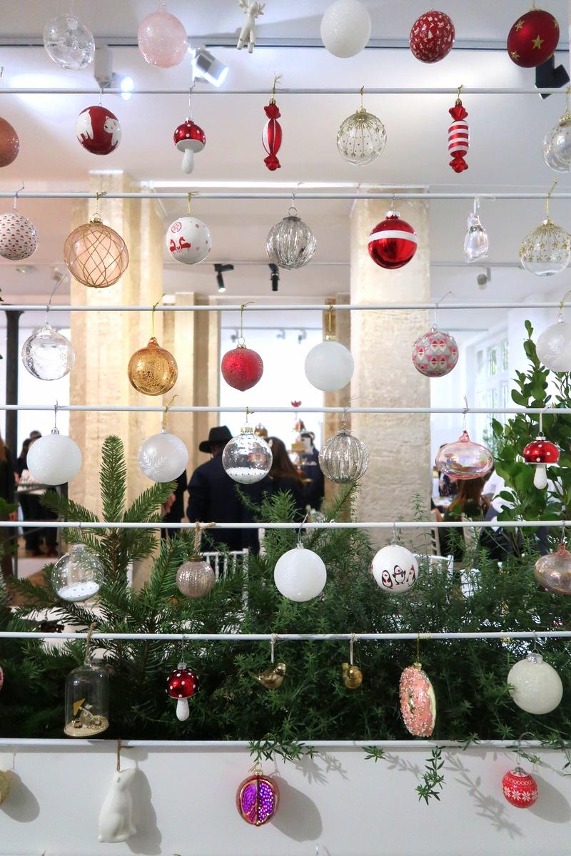 Monoprix Noël 2019 - Décoration